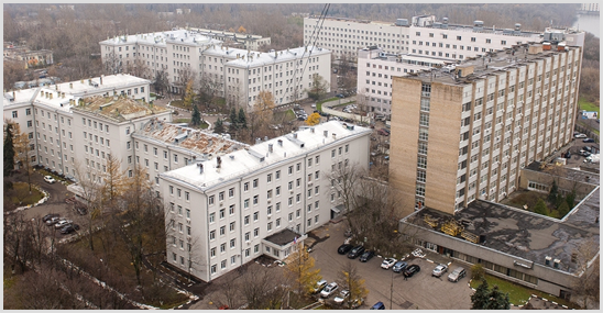 Городская Клиническая Больница №67 им. Ворохобова Л. А.